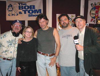 The bob and tom gang